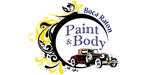 Boca Raton Paint & Body Logo